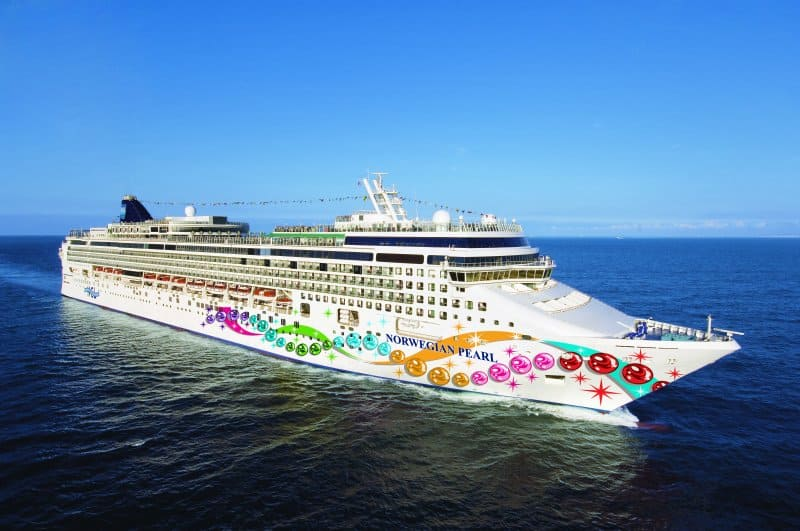 Norwegian Pearl Europe Cruises