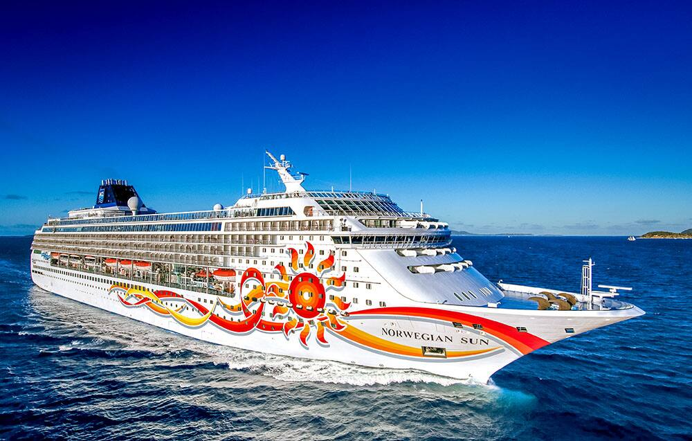7 Things You Didn't Know About Norwegian Sun