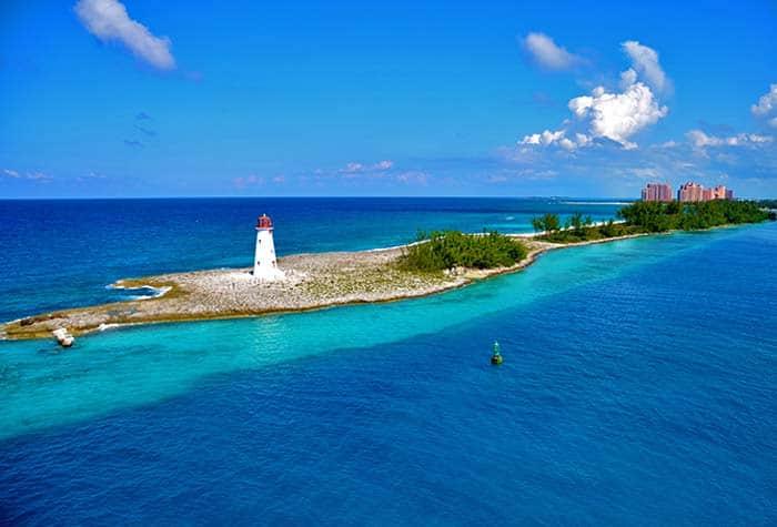 croisières aux Bahamas