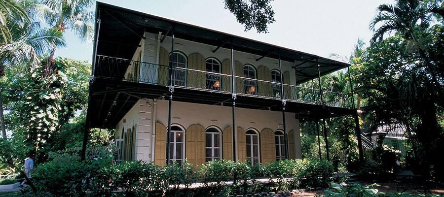 Maison d'Hemingway à Key West