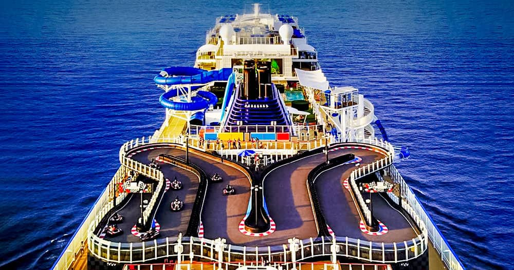 Top Deck Activities to Enjoy on Norwegian Cruise Line Ships