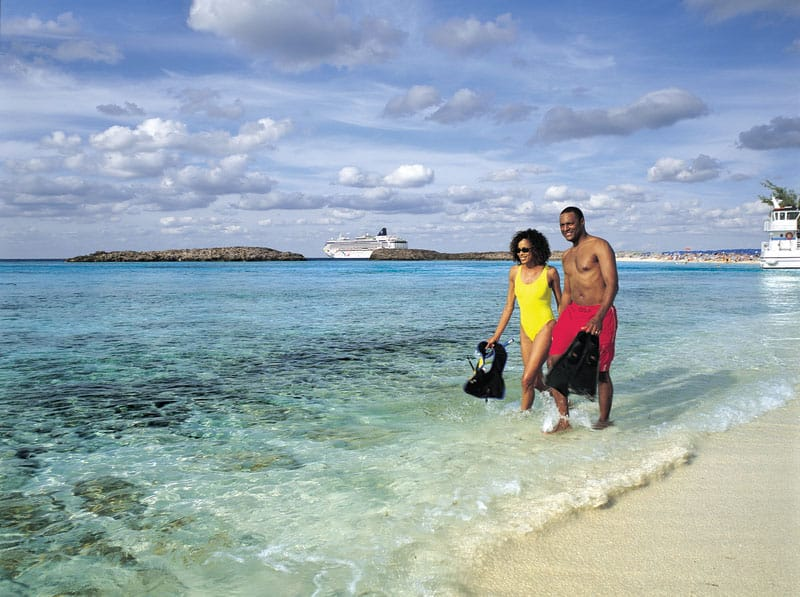 Cruise Without a Passport to the Bahamas