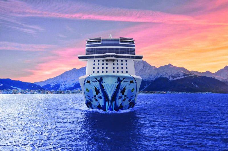 Norwegian Bliss Cruise to Alaska
