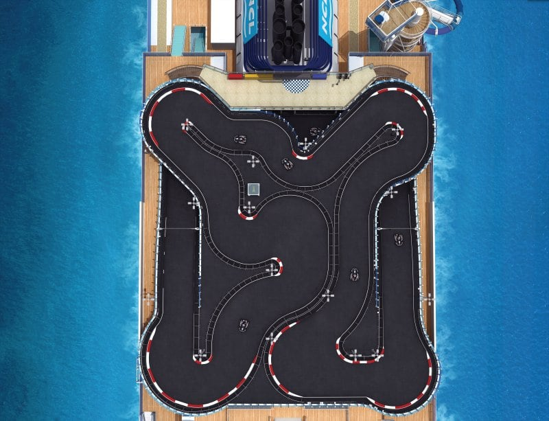 Bliss Race Track