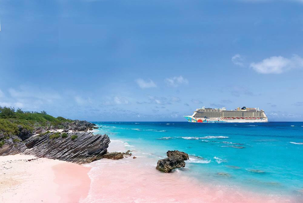 Cruise to Bermuda with Norwegian