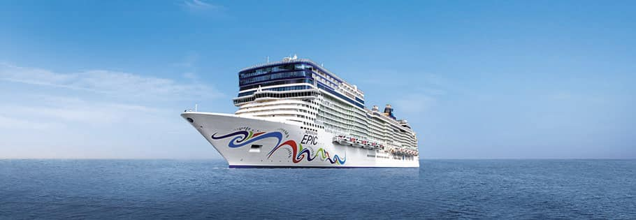 Cruise to Spain on Norwegian Epic