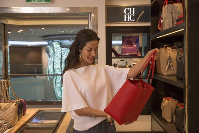 Cruise Duty Free Shopping on Norwegian Escape