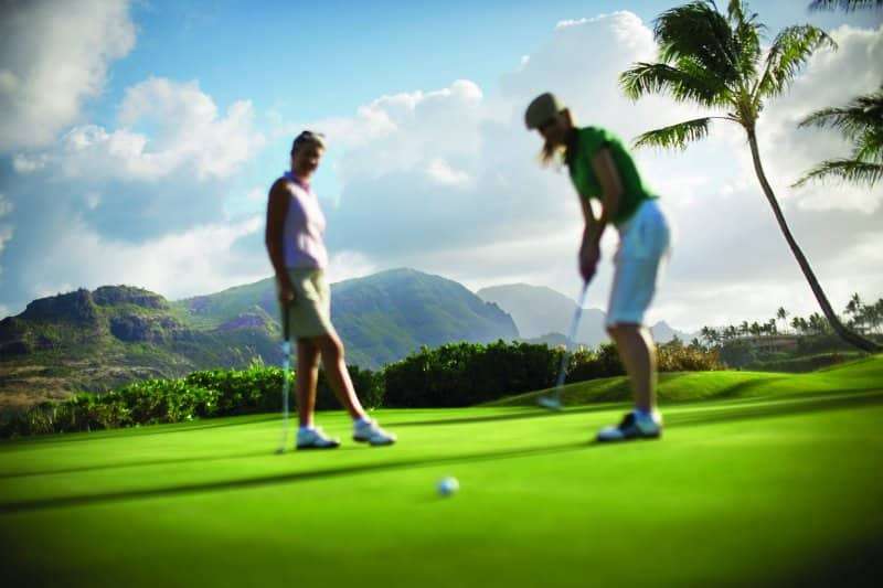 Play Golf in Hawaii with Norwegian Cruise Line