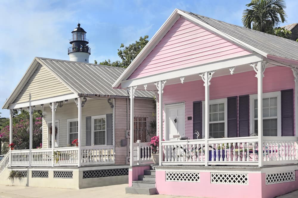 Explore Colorful Key West Cottages on a Cruise