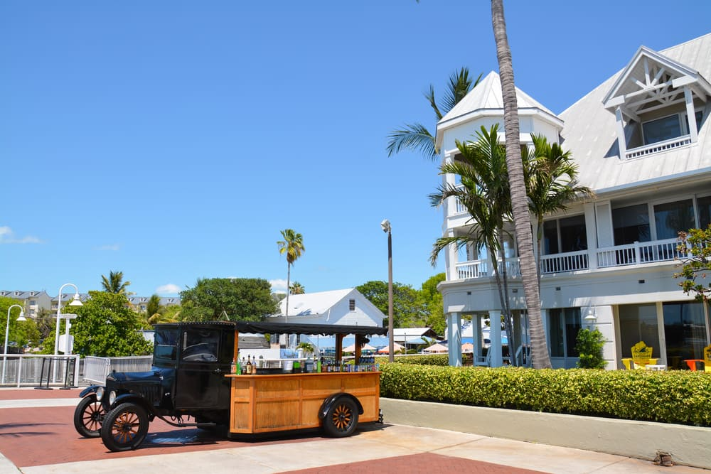 Visit Mallory Square in Key West on a Cruise