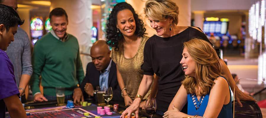 Le casino de Norwegian Cruise Line