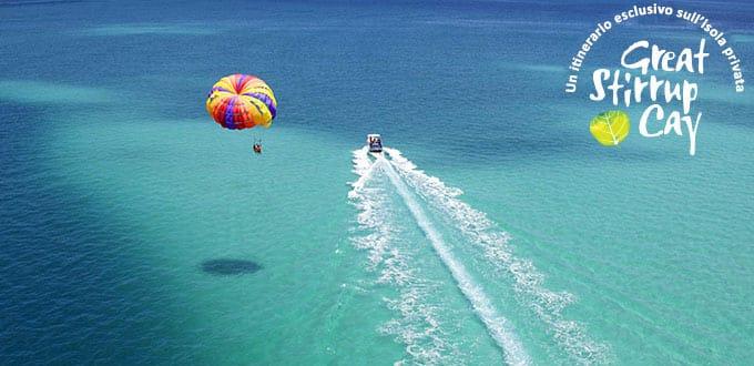 Crociera 4 giorni Bahamas da Orlando (Port Canaveral) (Variante)
