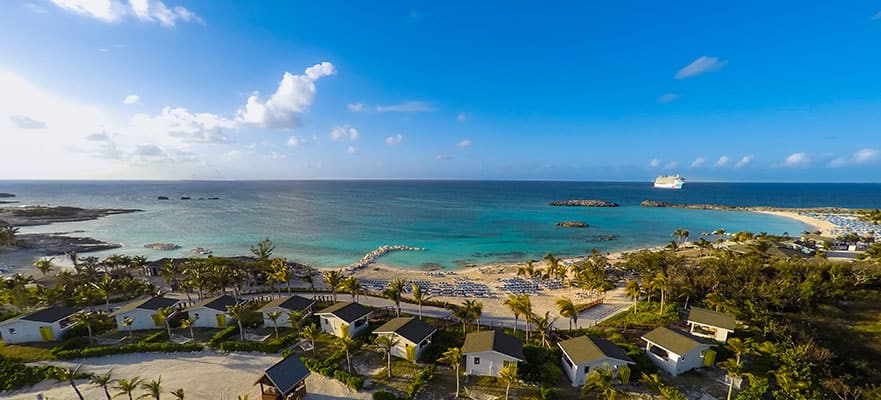 Great Stirrup Cay is Norwegian's Private Island