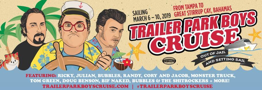 Trailer Park Boys Cruise