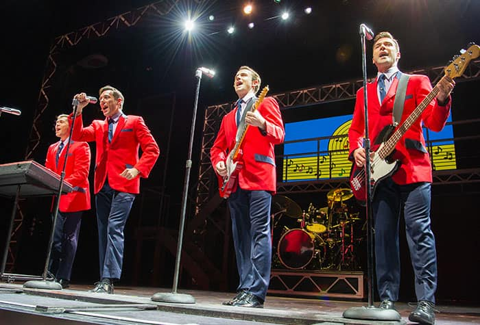 Broadway's Smash Hit About the Four Seasons