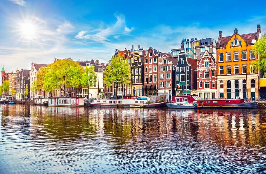 Exploring Amsterdam on a Europe Cruise with Norwegian