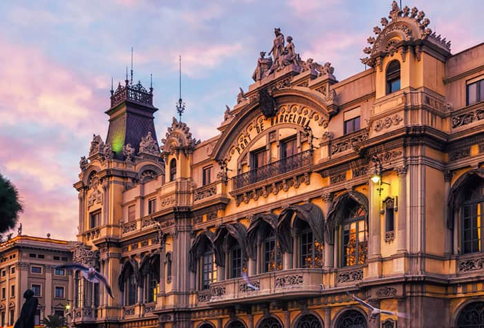 Spain Cruises from Barcelona