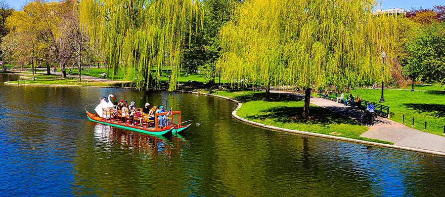 Visit Boston on our New England Cruises