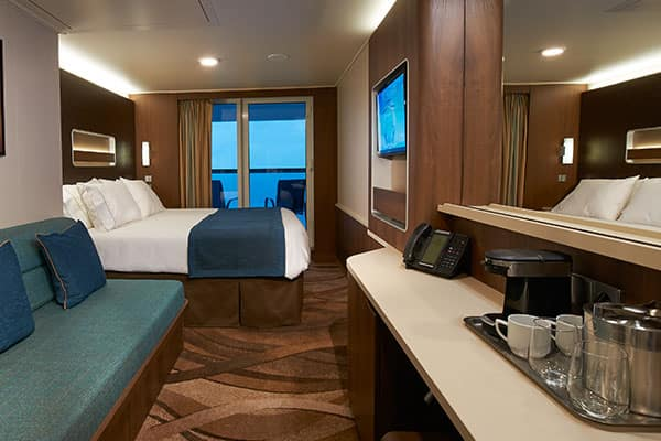 Why You Should Cruise in a Balcony Stateroom