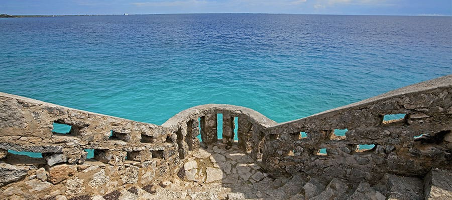 Cruise to the turquoise waters of Bonaire