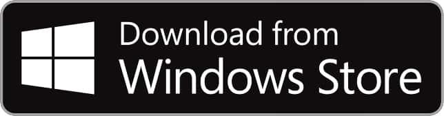 app windows store badge