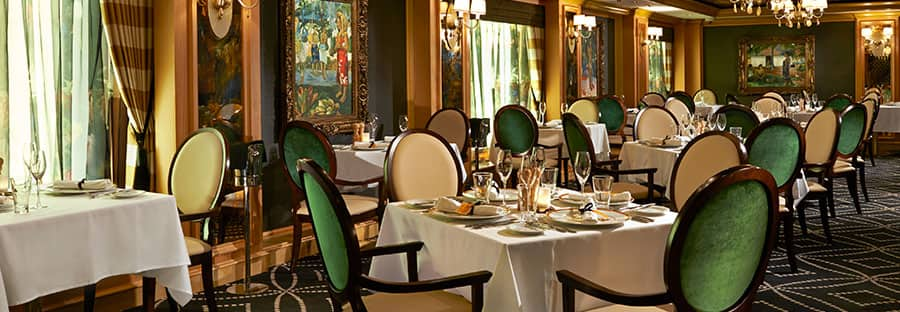 Signature French Cuisine at Le Bistro