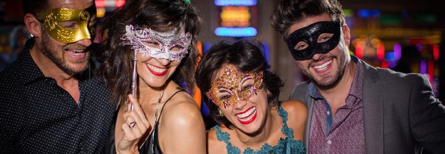 Masquerade Poker Tournament