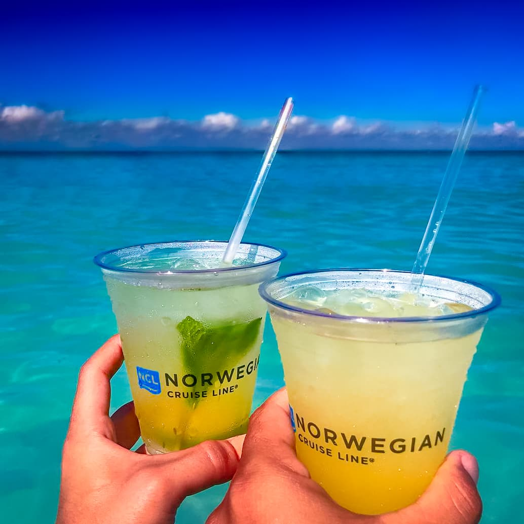Classic Mojito Recipe from Norwegian Cruise Line