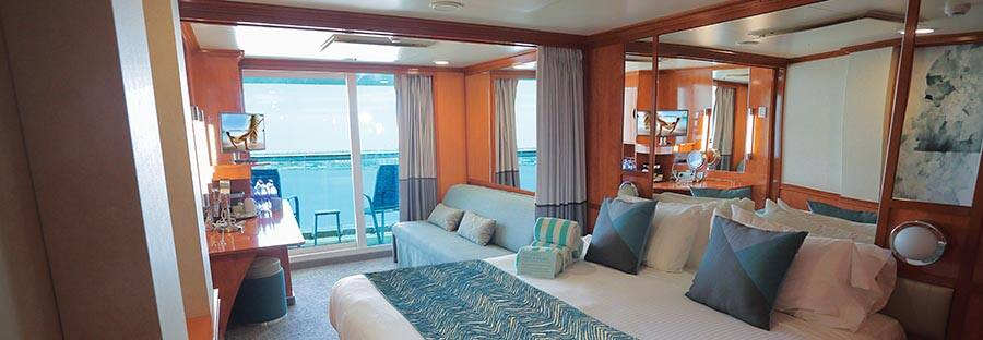 Norwegian Gem Stateroom Mini Suite