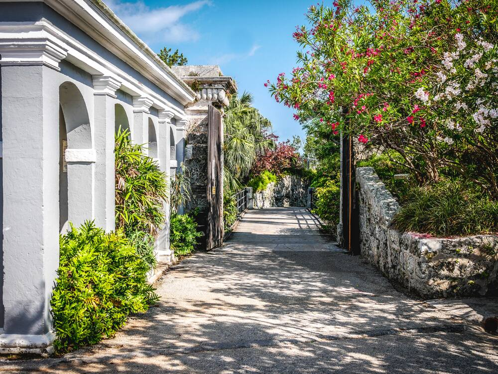 Visit Fort Hamilton on a Cruise to Bermuda
