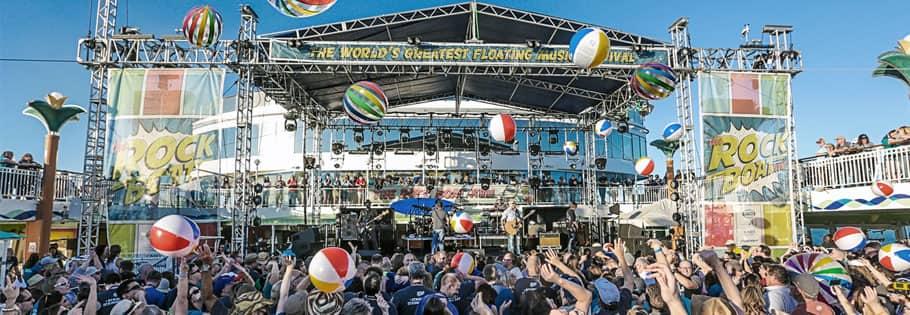 Music Themed Cruises