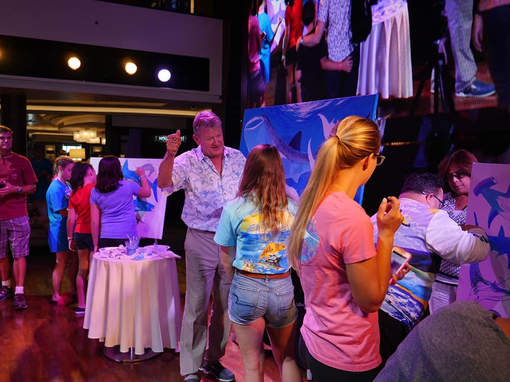 Guy Harvey Conservation Cruise on Norwegian Escape