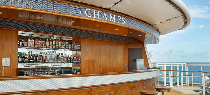 Champs Bar