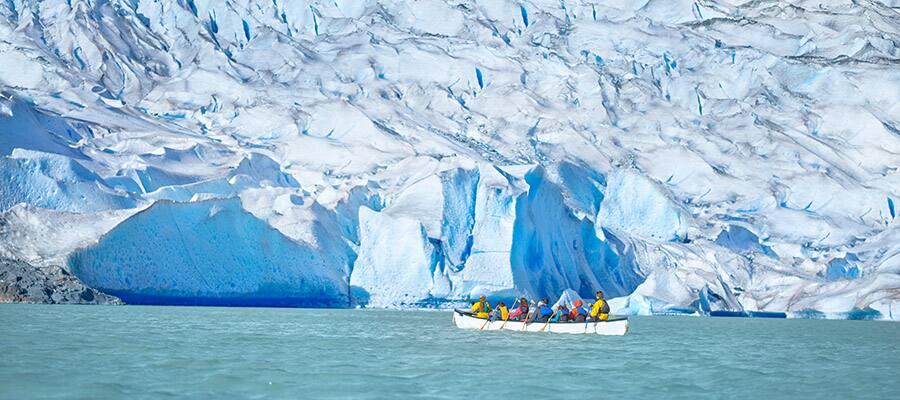 Vivi da vicino il ghiacciaio Mendenhall