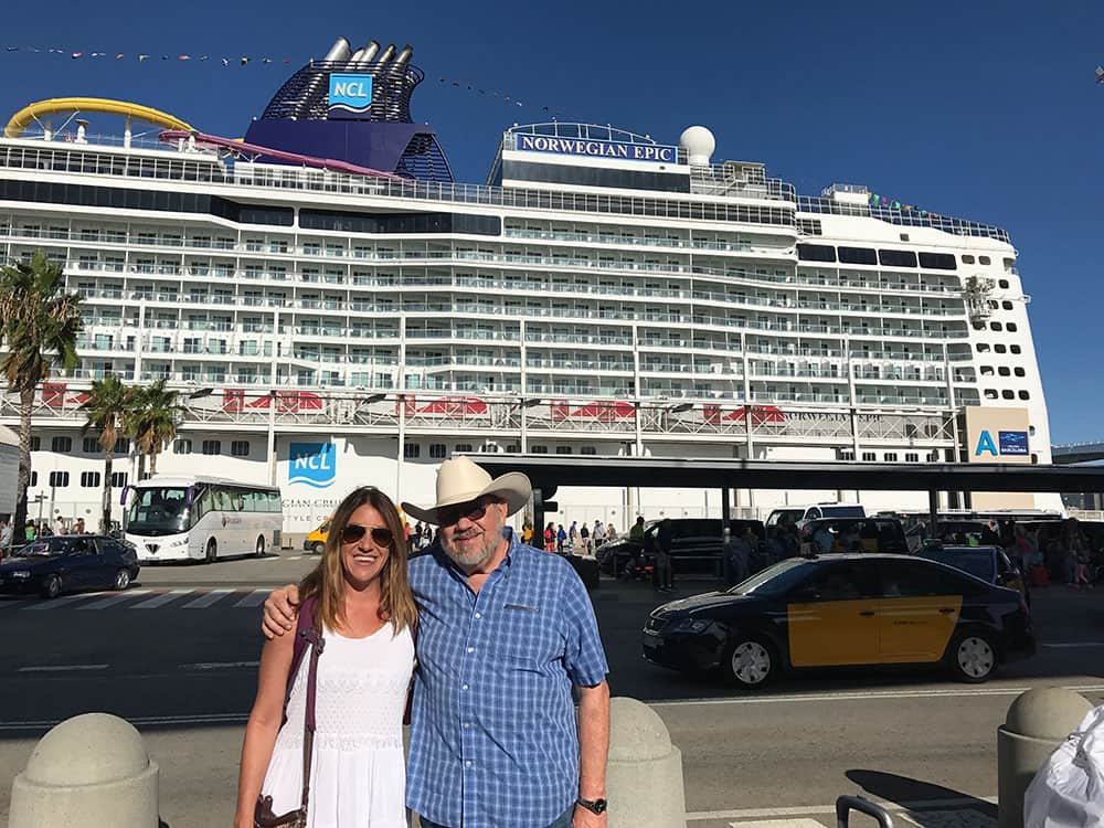 Norwegian Epic Cruise to Barcelona