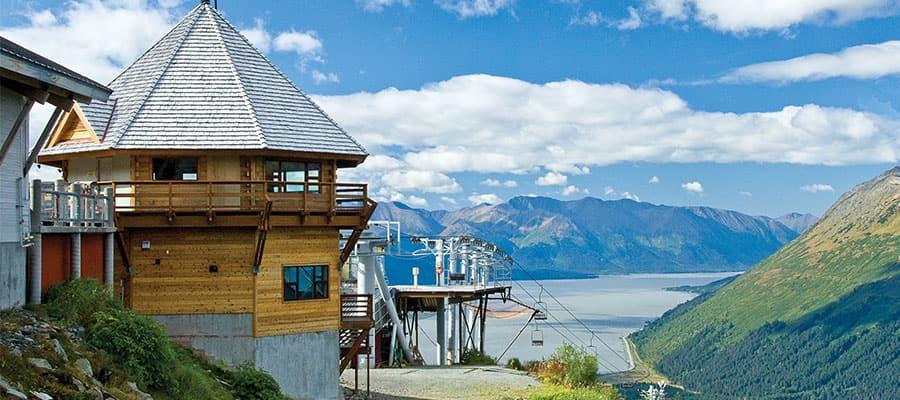 Hotel Alyeska durante la tua crociera in Alaska