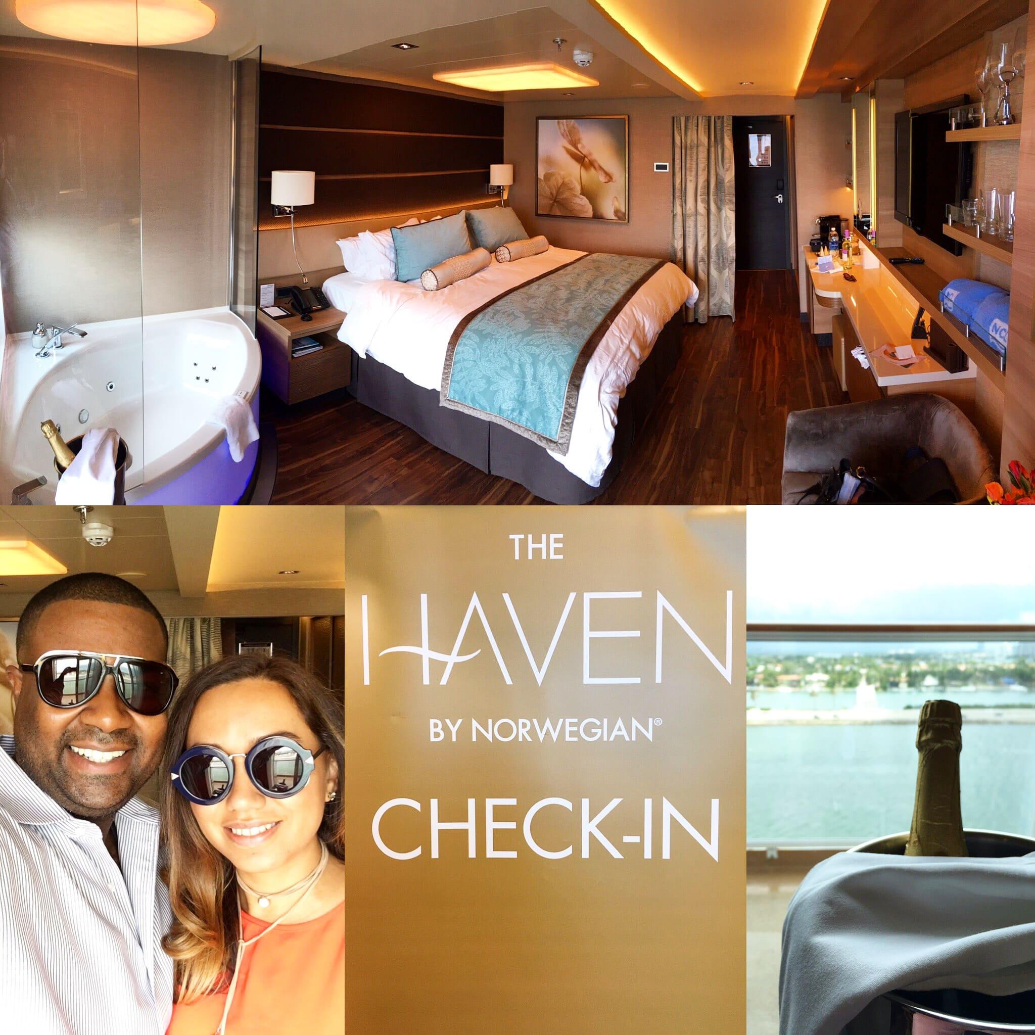 The Haven by Norwegian&nbsp