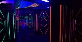 Battaglia laser