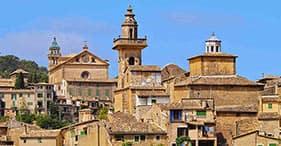 Spettacolare Palma di Maiorca e Valldemossa