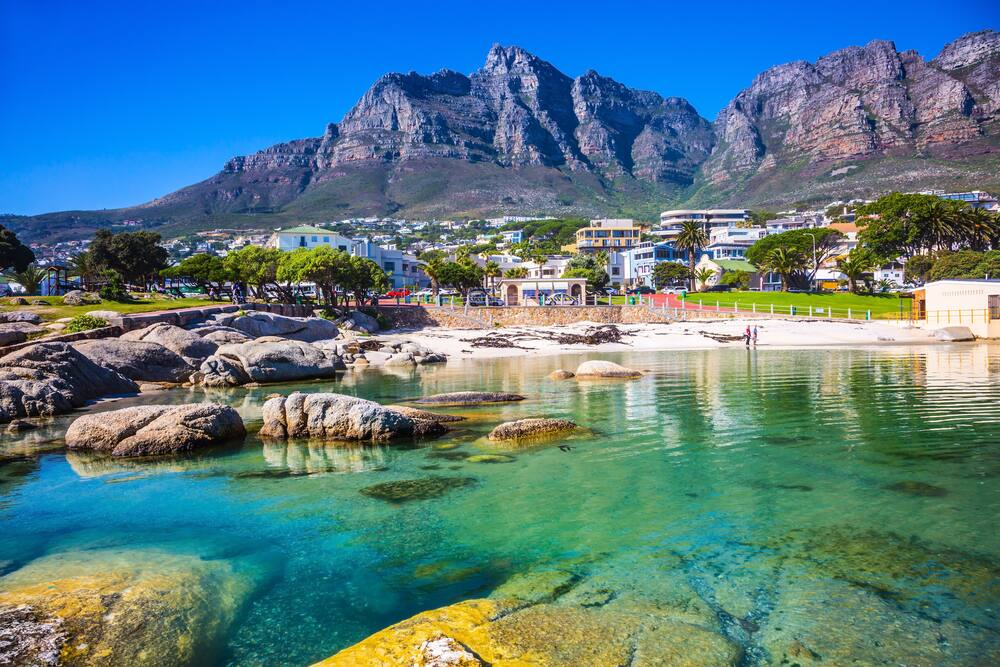 Capetown, South Africa Cruise