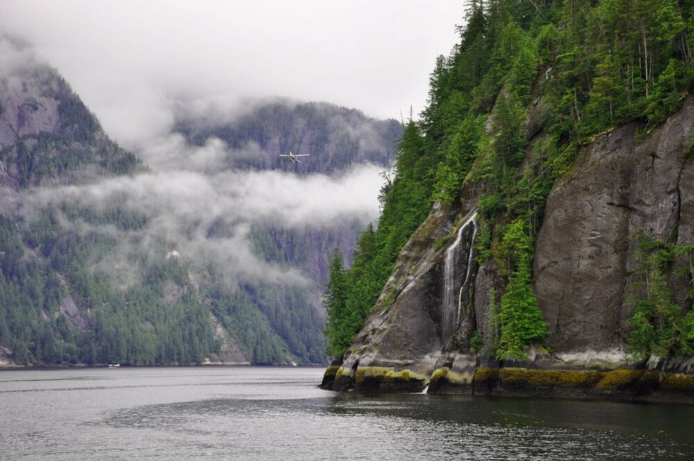 Cruise to Misty Fjords with Norwegian