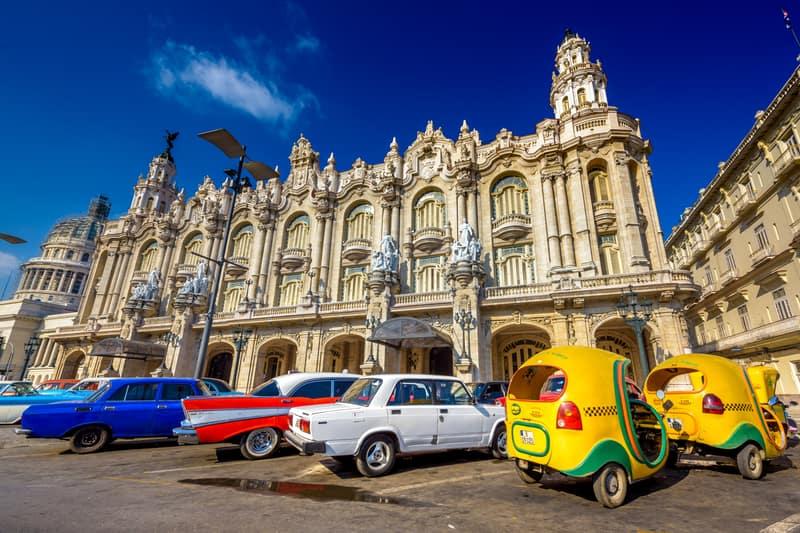 Gran Teatro, Havana Cuba