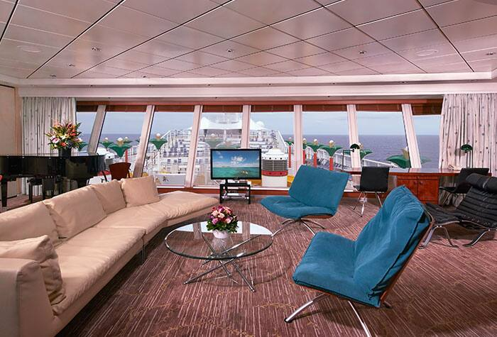 Suites on your Cruise to Greece