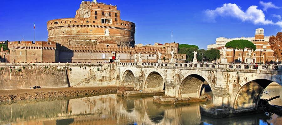 ローマのサンタンジェロ城