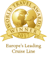 Europe's Leading Cruise Line賞(2008年~2017年)