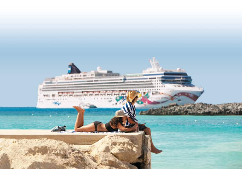 Norwegian Cruise Line Bahamas Vacation