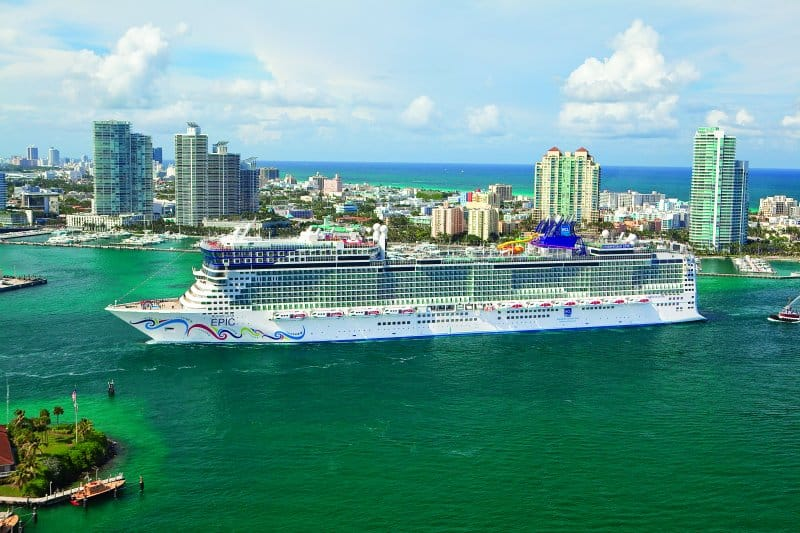 Get a Cruise Deal on Norwegian Epic