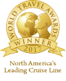 North America's Leading Cruise Line賞(2016年〜2017年)