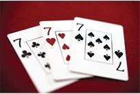 スリーカード ポーカー