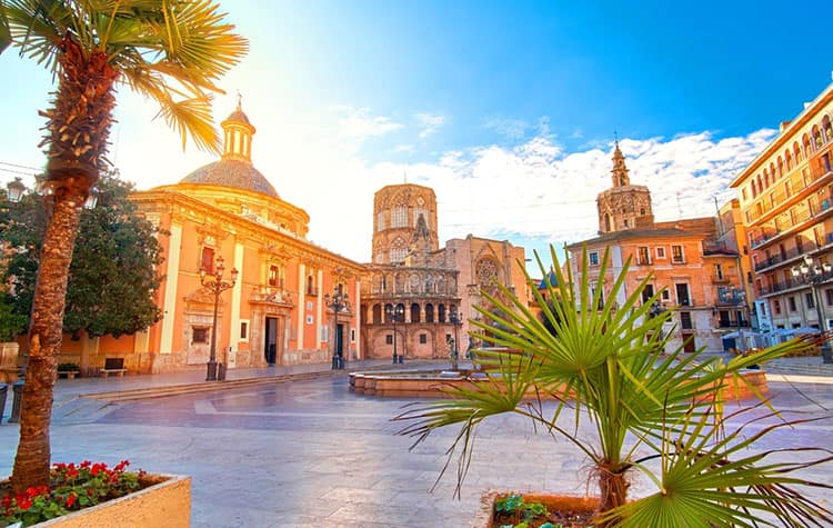 Cruise to Valencia Spain with Norwegian